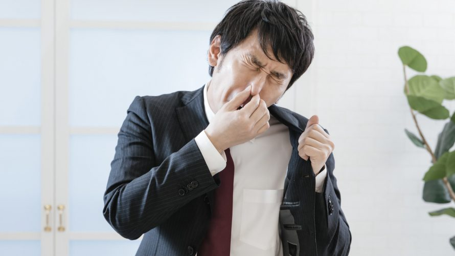 エアコンが臭い!自分で消臭する方法はある?